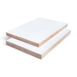 Lamiplex® | Decor white | Wood panels | europlac