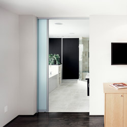 Pocket Doors - Glass Pocket Doors | Puertas de interior | Bartels Doors & Hardware