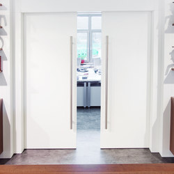 Pocket Doors - Wood Pocket Doors | Portes d'intérieur | Bartels Doors & Hardware