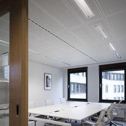 Between-Tile Ventilation | Suspended ceilings | Kreon