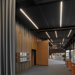 Climate Ceiling | Suspended ceilings | Kreon