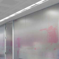 In-Tile Workspace Lighting | Sistemi di fissaggio | Kreon