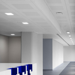In-Tile Workspace Lighting | Controsoffitti | Kreon