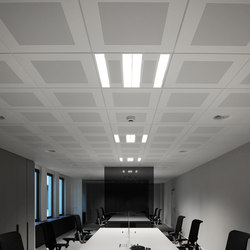 In-Tile Workspace Lighting | Fixing systems | Kreon