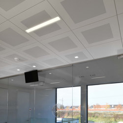 workspace lighting. In-Tile Workspace Lighting | Fixing Systems Kreon