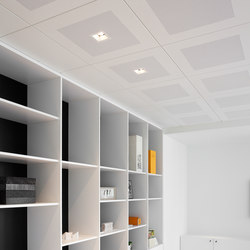 In-Tile Downlights | Controsoffitti | Kreon