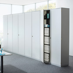 Dividing cabinet as one-piece | Space dividing storage | ophelis