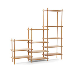 Le Belge System example set 12 levels | Shelving | Vij5