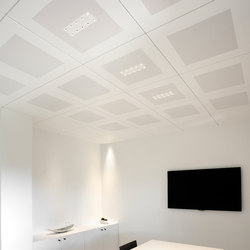 In-Tile Optic | Controsoffitti | Kreon