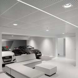 Between-Tile Profiles | Suspended ceilings | Kreon