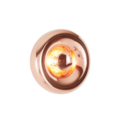 Void Surface Light Copper | Wall lights | Tom Dixon