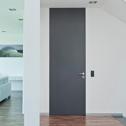 Specialty Doors - Tall Floor To Ceiling | Portes intérieures | Bartels Doors & Hardware
