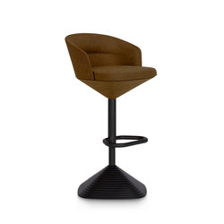 Pivot Bar Stool Divina Melange 2 | Barhocker | Tom Dixon