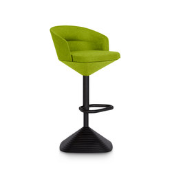 Pivot Bar Stool Divina Melange 2 | Bar stools | Tom Dixon