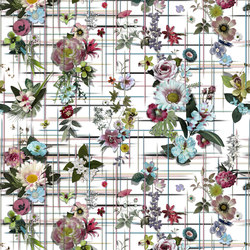 Au Thèâtre Ce Soir Fabrics | Veranda Jour | Curtain fabrics | Designers Guild