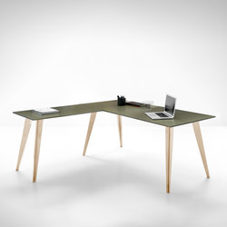 Pigreco Up | Individual desks | Martex