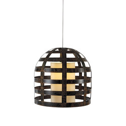 Cage Suspension Lamp | Éclairage général | Mambo Unlimited Ideas