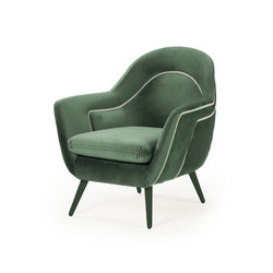 Frida Armchair | Poltrone lounge | Mambo Unlimited Ideas