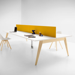 Pigreco Up | Systèmes de tables de bureau | Martex