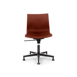 Gimlet | swivel | Visitors chairs / Side chairs | Mobles 114