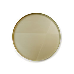 Sandpaper Tray | brass | Trays | Vij5