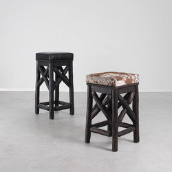 Wyomin Bar Stool | Taburetes de bar | Pfeifer Studio