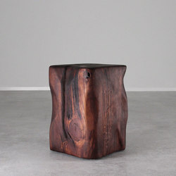 Pecos Natural Edge Side Table | Side tables | Pfeifer Studio