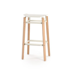Green | stool 75 | Bar stools | Mobles 114