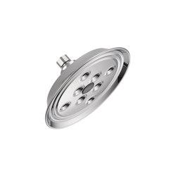 Raincan Showerhead with H2Okinetic® Technology | Shower controls | Brizo