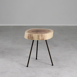 Tripod White Oak Table | Side tables | Pfeifer Studio