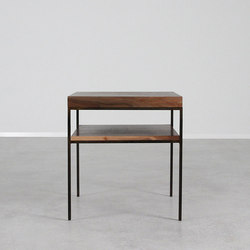 Serrano End Table | Mesas auxiliares | Pfeifer Studio