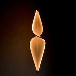 llll.06 Gold single twist | Objets lumineux | llll