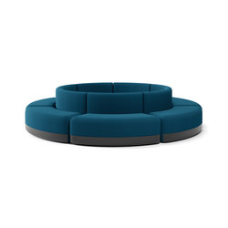 Season Sofa | Modular seating elements | viccarbe