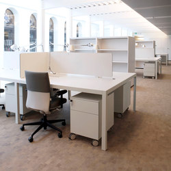 PEY office | Tischpaneele | Mobles 114