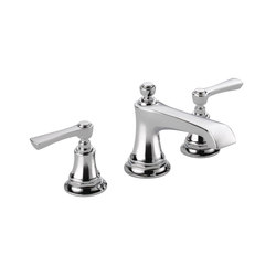 Widespread with Lever Handles | Robinetterie pour lavabo | Brizo