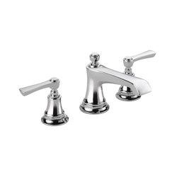 Widespread with Lever Handles | Wash basin taps | Brizo