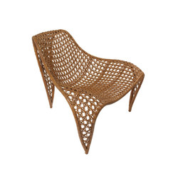 Wing Chair, Saddle | Sessel | Oggetti