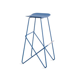 Endless barstool | Bar stools | Desalto