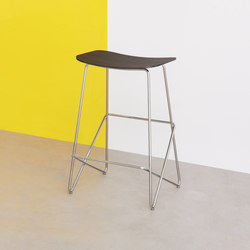 Endless stool | Bar stools | Desalto