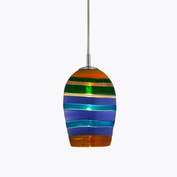 Parfait Pendant, Yellow/Amber | General lighting | Oggetti