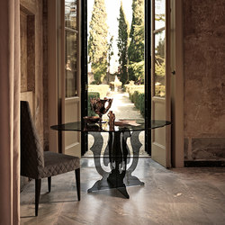 VENICE | Dining tables | Fiam Italia