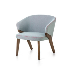 Nora Lounge chair | Armchairs | Bross