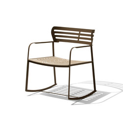 Gea Small armchair | Garden armchairs | Giorgetti