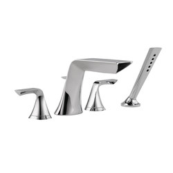 Roman Tub Faucet with Handshower | Bath taps | Brizo