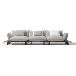 Apsara Sofa | Gartensofas | Giorgetti
