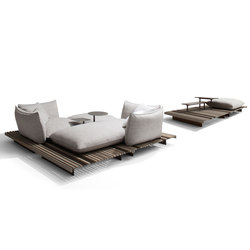 Apsara Sofa | Garden sofas | Giorgetti