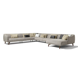 Drive Sofa | Modular seating systems | Giorgetti