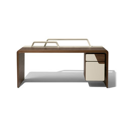 Alma Writing desk | Bureaux de direction | Giorgetti