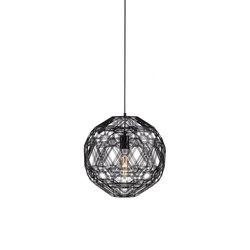 Zattelite 5 Suspension, Black | General lighting | Oggetti