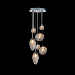 Cosmos Chandelier 7 | Chandeliers | Oggetti